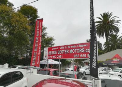 Bessie Bester Motors Opening